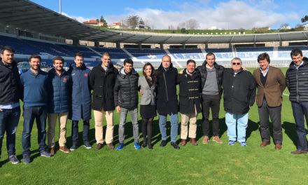 FPF em visita ao Restelo para nova certificação do futebol de formação
