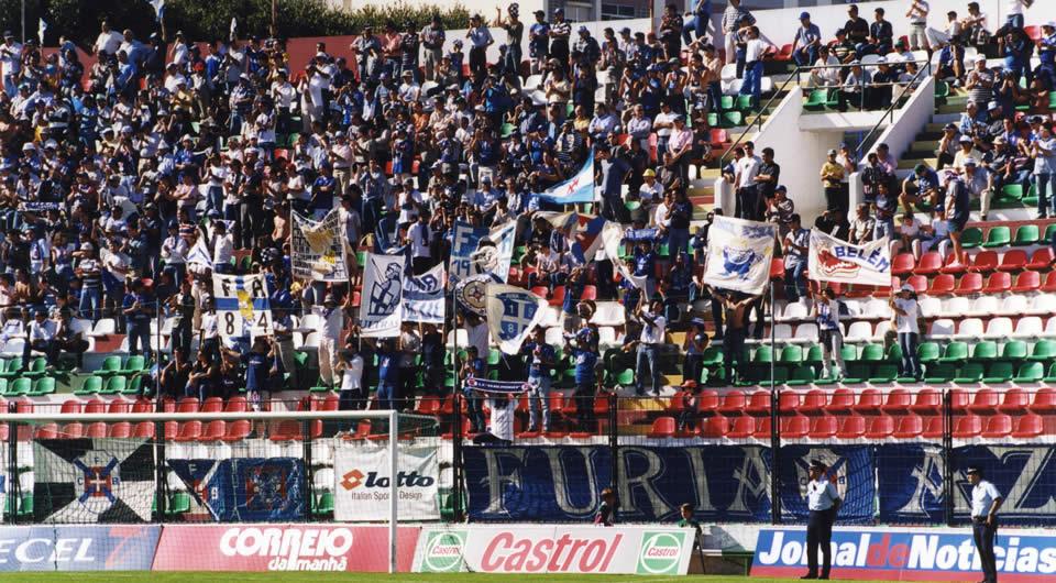 Domingo regressamos à Amadora para reviver as emoções do Estádio José Gomes