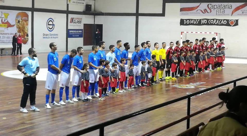 Vitória expressiva dos azuis conduz aos 'Oitavos' da Taça de Portugal