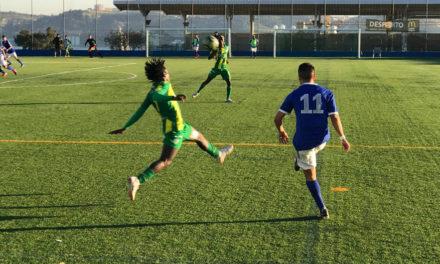 Sub-19 consentem empate ao cair do pano