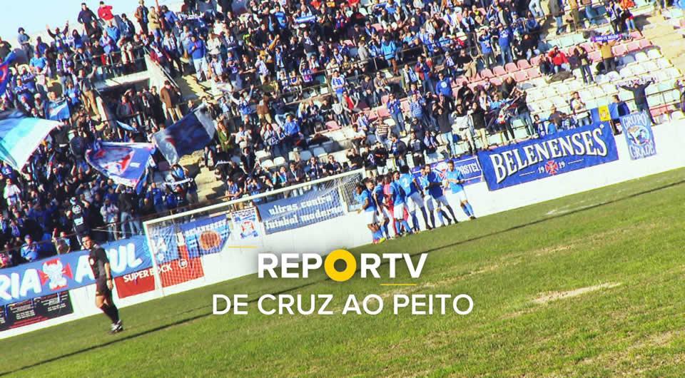 """""""De Cruz ao Peito"""" para ver esta noite na SportTV+"""