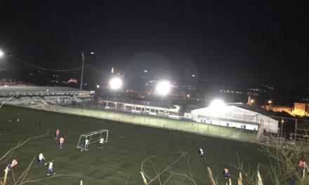 Iluminação LED no Complexo do Restelo chega aos campos 2 e 3