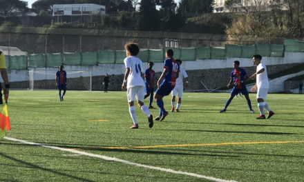 Sub-19 falham o acesso à fase de Apuramento de Campeão
