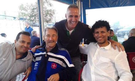 Até sempre, Fernando Peres!