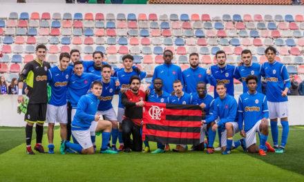 Embaixada do Flamengo em Lisboa acompanhou o CDOM – Belenenses