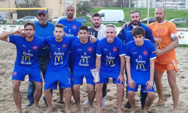Belenenses venceu o 2º Torneio Marvila Beach Soccer