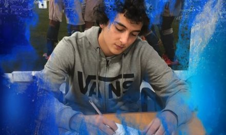 Sub-15: Gonçalo Salazar já dispõe de contrato de formação