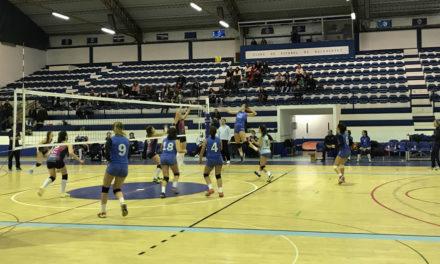 Belenenses vence Porto Volei na 'negra' após recuperação de um 0-2