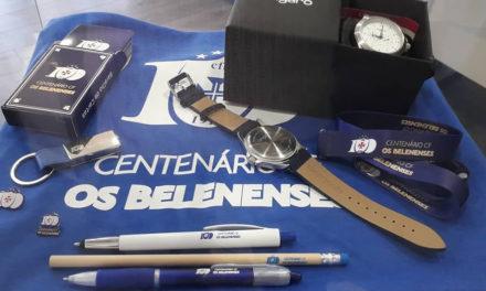 O Centenário do Belenenses chegou à Loja Azul online