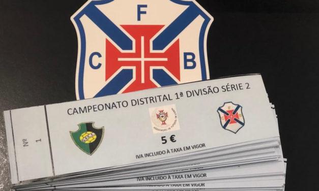 Já estão à venda os primeiros 400 bilhetes para a deslocação ao terreno do Operário