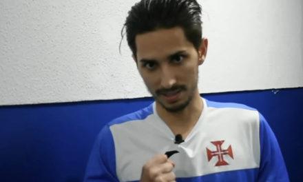 Guarda-redes André Bicho deixa a convocatória para um domingo no Restelo