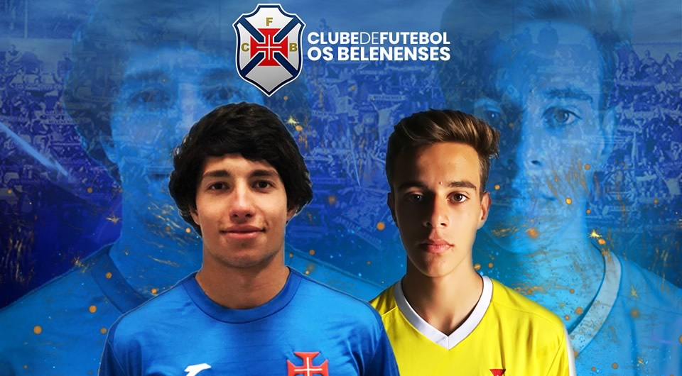 João Pedro Oliveira e Manuel Figueiredo chamados à Selecção Nacional Sub-17
