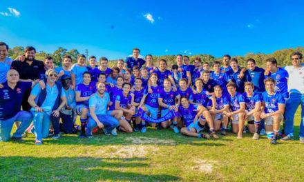 Belenenses é Campeão nacional de Rugby no escalão Sub-18