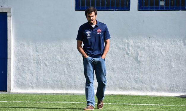 """João Mirra: """"Gostamos muito de fazer parte do Belenenses"""""""