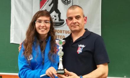 Carolina Villarigues e Salvador Gonçalves são Campeões Nacionais no Nacional de Categorias