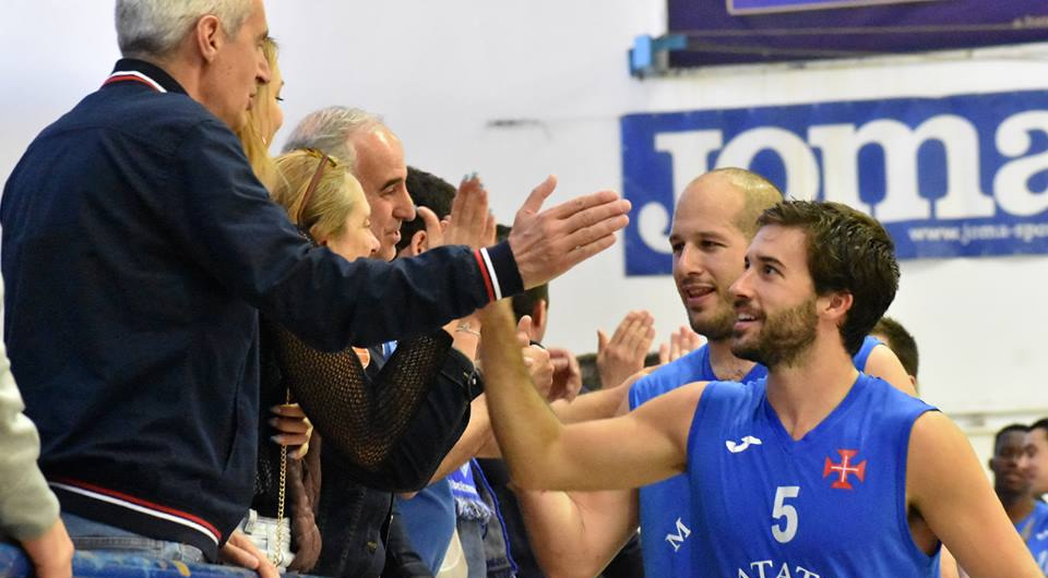 Maia Basket será o adversário do Belenenses no arranque do Play-off
