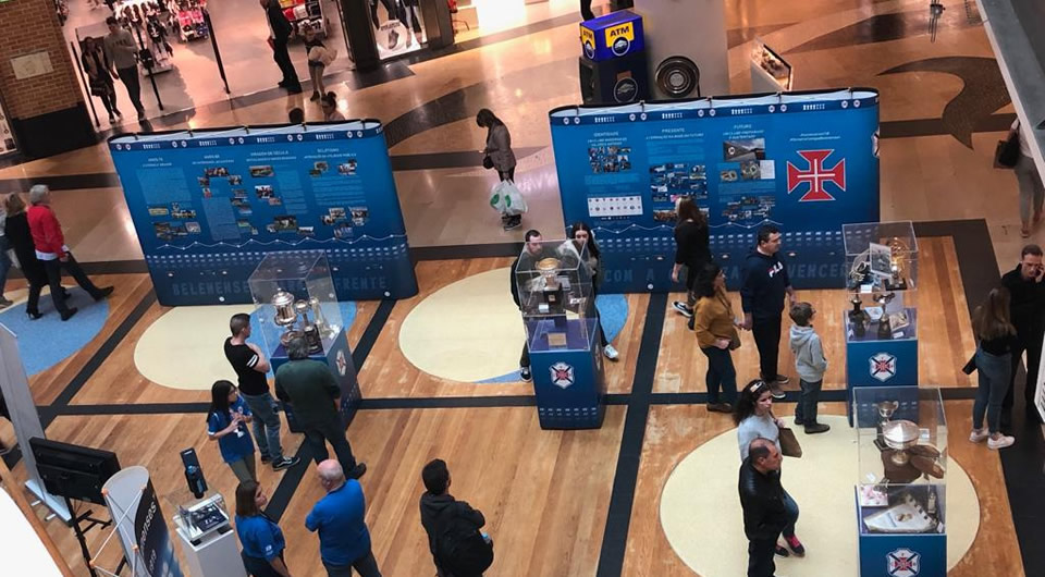 Exposição do Centenário chega ao Centro Comercial Almada Fórum