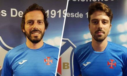 João Pires e Jota estão de saída do Acácio Rosa
