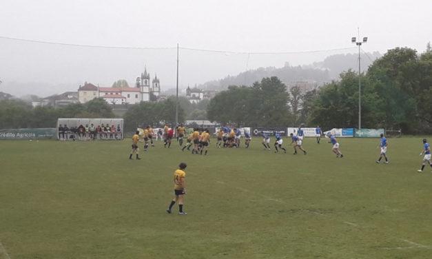 Rugby avança para as meias-finais da Taça de Portugal