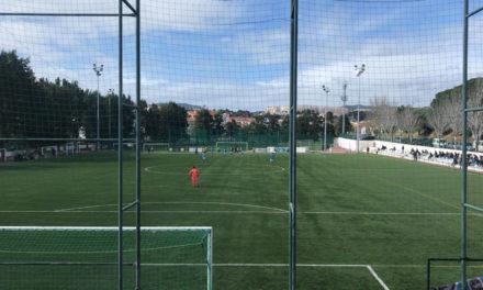 Triunfo na deslocação ao Estoril mantém os Sub-19 na liderança