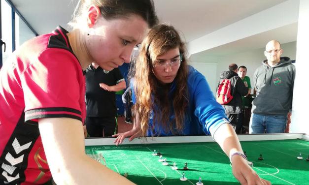 Carolina Villarigues vence no Grande Prémio Internacional de Portugal de Futebol de Mesa
