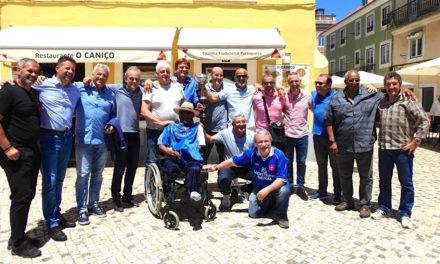 Heróis de 1989 no Jamor associam-se ao Centenário do Belenenses