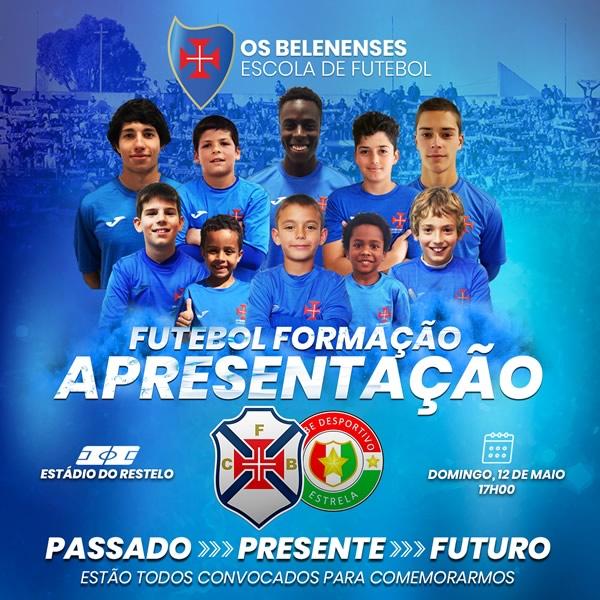 Futebol | Apresentação EFB