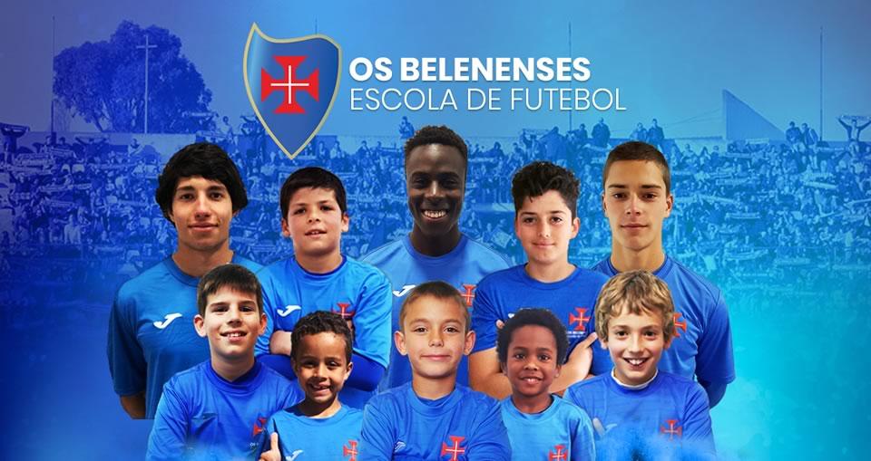 Escolas de Futebol apresentam-se no Belenenses – Estrela de domingo