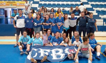 Juniores Femininas vencem Torneio Extraordinário