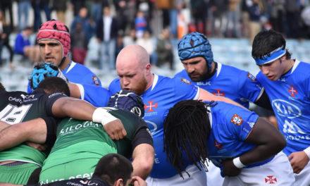 Belenenses procura no sábado revalidar o título nacional de Rugby