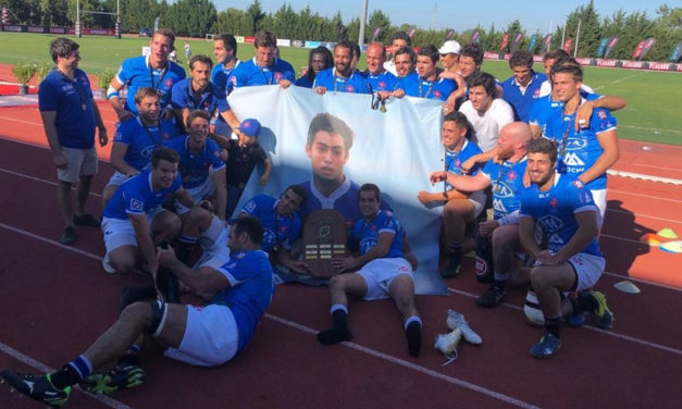 Rugby da Cruz de Cristo conquista duas Taças de Portugal no espaço de poucas horas