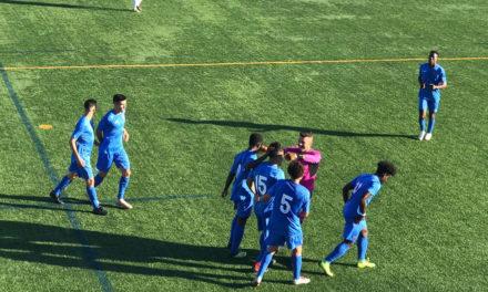 Sub-19 somam mais 3 pontos e garantem I Divisão a quatro jornadas do fim