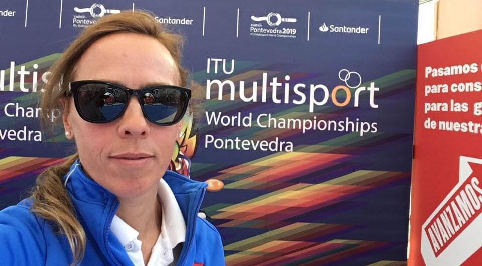 Filipa Oliveira foi 8ª em nova prova do Mundial de Triatlo Multisport