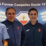 João Correia mantém-se no comando técnico do voleibol azul