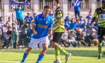 Afonso Alcario por mais uma época à disposição de Nuno Oliveira