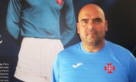 Guarda-Redes Vasco Ribeiro regressa ao Restelo com dupla função