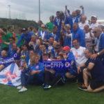 Veteranos do Belenenses são Penta-Campeões Nacionais de Atletismo
