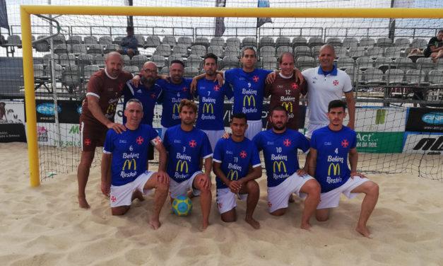 Tarde de grande equilíbrio marca a quinta jornada do Campeonato Nacional