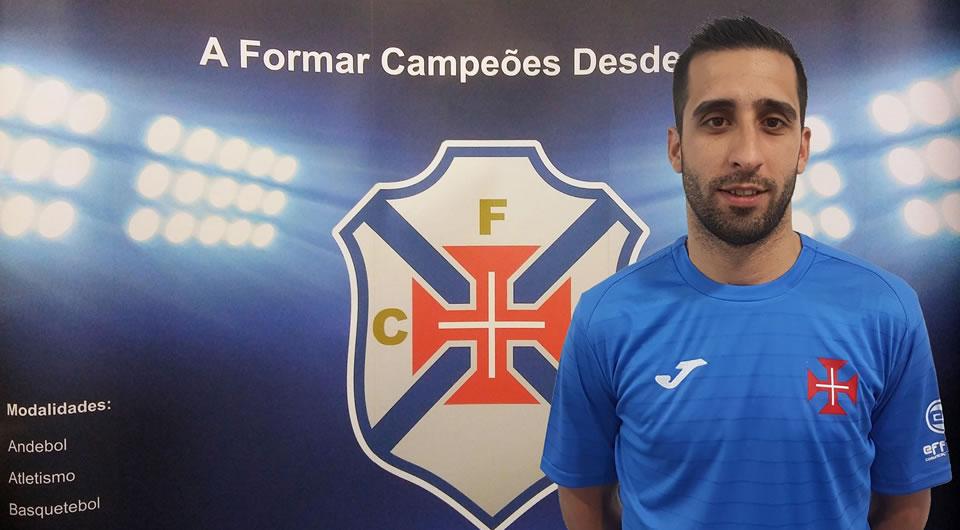 André Nabais regressa ao Restelo e é opção para Alípio Matos