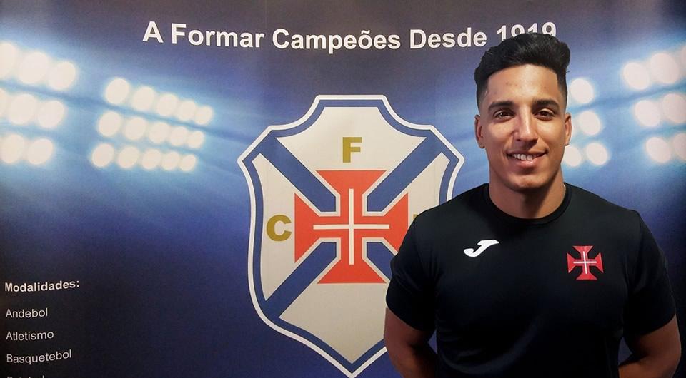 Guarda-Redes Freddy Martínez é reforço do futsal do Belenenses