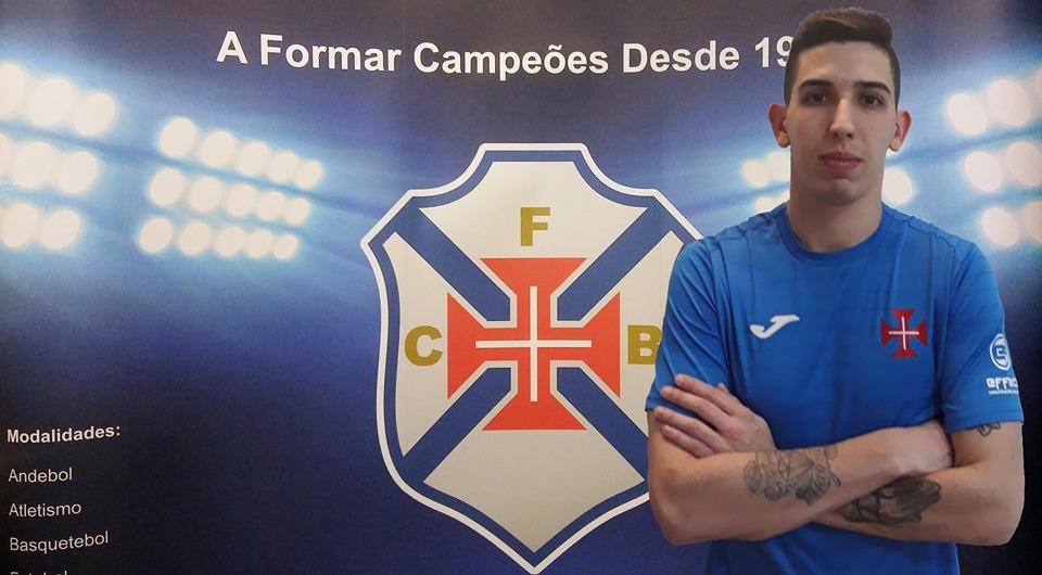 Juninho chega do Brasil para reforçar o plantel de Alípio Matos