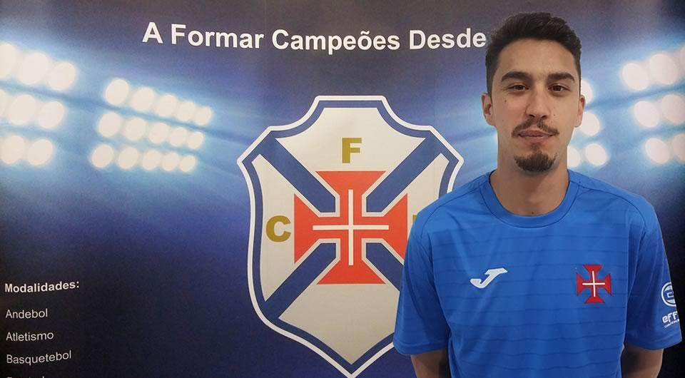 Marinho regressa para reforçar o plantel de José Feijão