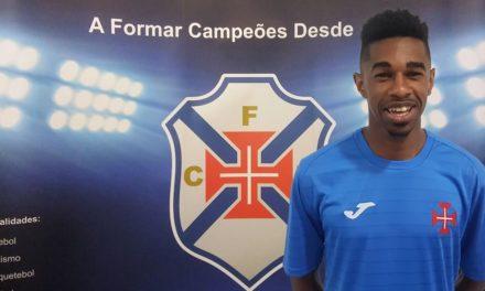 Samuka vem do Estoril Praia para reforçar o plantel de Alípio Matos