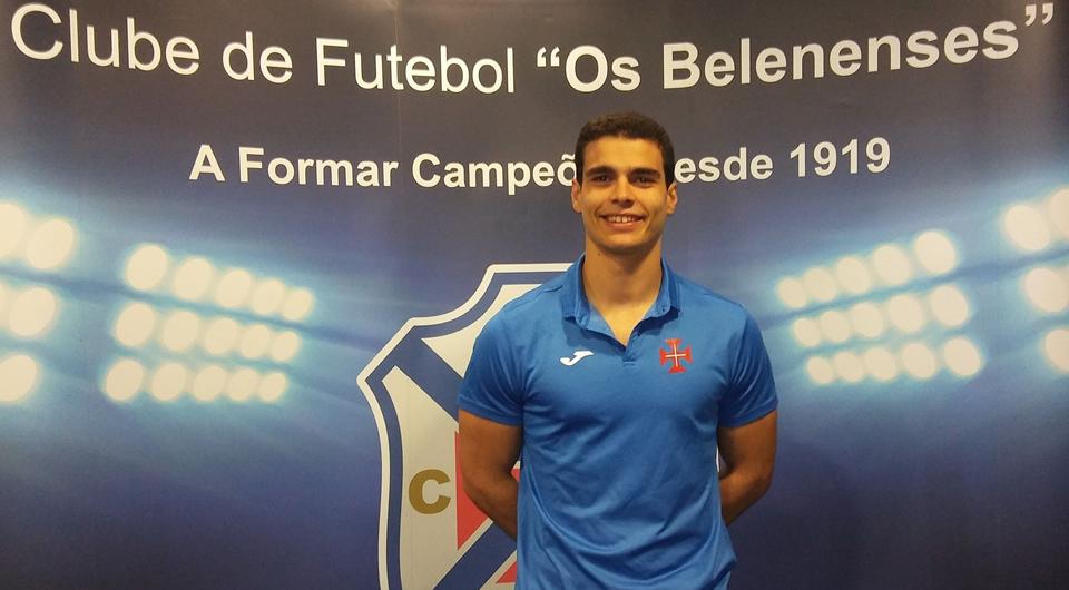 João Ferreira avança para a terceira época de Cruz ao peito