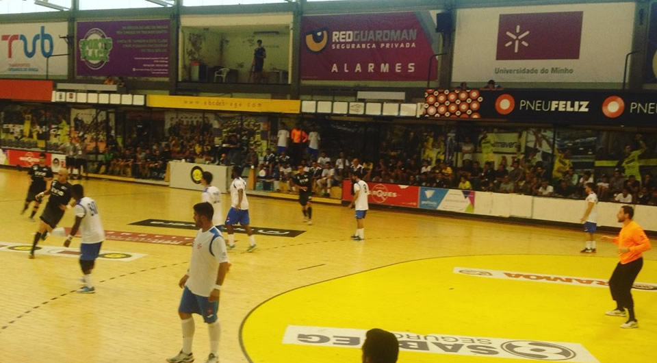Campeonato Andebol 1 arrancou com empate no reduto do ABC