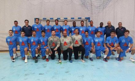 Andebol traz para o Acácio Rosa o primeiro troféu da temporada
