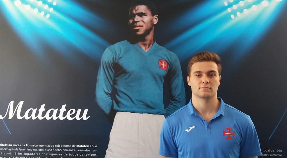 Pedro Santana reforça o plantel de João Florêncio