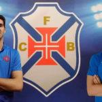 Diogo Carvalho e Pedro Lança reforçam o plantel de Sérgio Ramos