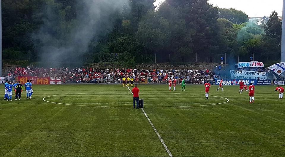Salgueiros e Belenenses reeditaram uma grande tarde de futebol