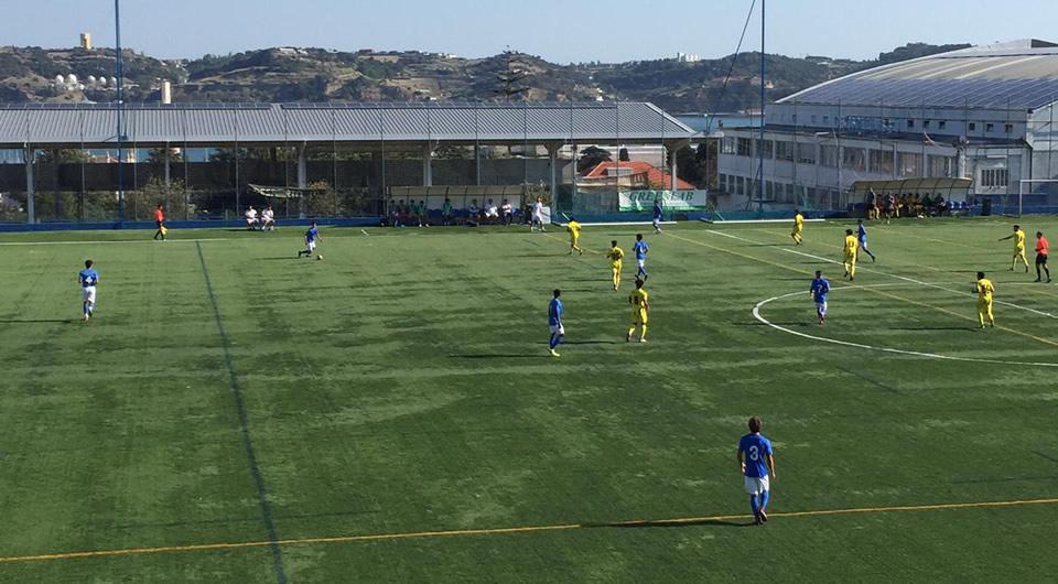 Sub-19 vencem Tondela e conquistam os primeiros três pontos